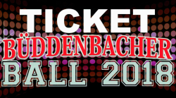 Ticket - Büddenbacherball 2018 -